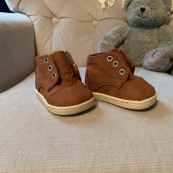 Toms Other - Toms baby boots